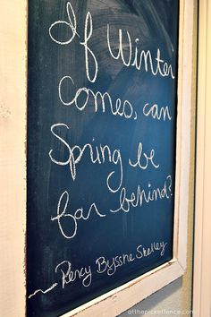 winter quote