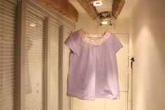La tunique violette