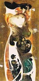 Endre Szasz, Az ifjúság (The youth) Past, Disney Characters, Fictional Characters, Youth, Auction, Fine Art, Disney Princess, Artist, Anime
