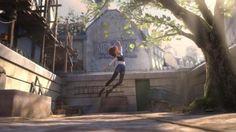 Dans « Ballerina », film d'animation réalisé par un brestois Eric SUMMER Félicie, une orpheline bretonne, rêve de devenir danseuse.