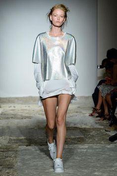 Baja East Spring 2015 Ready-to-Wear - Collection - Gallery - Look 1 - Style.com