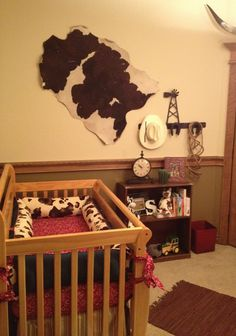 western/cowboy bedding | Project For: Jett Ky Age: 2 months Location: Oklahoma Description: