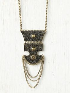 Free People Asura Tribal Necklace at Free People Clothing Boutique