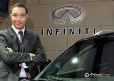 Nicolas Tschann is the new product director for #Infiniti Europe  http://www.4wheelsnews.com/nicolas-tschann-is-the-new-product-director-for-infiniti-europe/