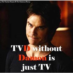 D is for Damon