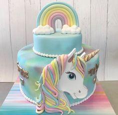 Zucchini cake with pine nuts - Clean Eating Snacks Unicorn Birthday Parties, Birthday Cake, Rodjendanske Torte, Unicorn Cupcakes, Unicorn Rainbow Cake, Zucchini Cake, Salty Cake, Cake Mold, Savoury Cake