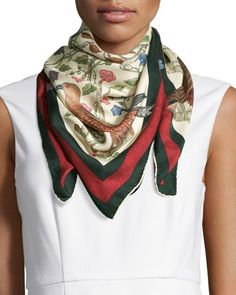 Cashmere Silk Scarf - Benton Hot Springs by VIDA VIDA