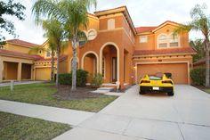 Fantasy Villa - vacation rental in Kissimmee, Florida. View more: #KissimmeeFloridaVacationRentals