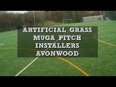 Artificial Grass MUGA Pitch Installers