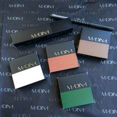 Milan, Via Senato Ang. Corso Venezia 23, 9th December 2016 #madina #makeup #packaging