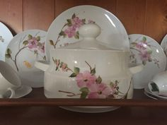 Dipinto a mano Vintage Limoges