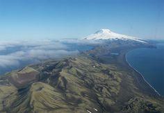 jan mayen island volcano