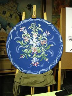 Pintura Bauernmalerei |