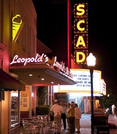 "Budget Travel named Leopold's Ice Cream one of the ""20 Yummiest Ice Cream Shops in America!"""