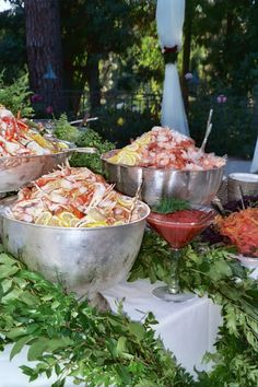 Seafood Stations - The Kitchen - Picasa Web Albums