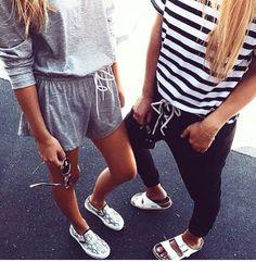 Sportive but stylish