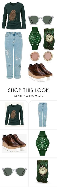 Weekend brogues by libra34child on Polyvore featuring Fat Face, STELLA McCARTNEY, Lacoste, BillyTheTree and Michael Kors