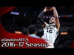 LaMarcus Aldridge Full Highlights 2017.01.17 vs Timberwolves - 29 Pts! - YouTube