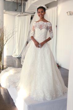 Look 8- Marchesa Bridal Fall 2016
