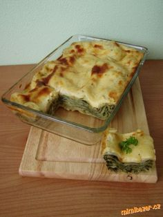 Food And Drink, Anna, Bread, Ethnic Recipes, Kitchens, Lasagna, Brot, Baking, Breads