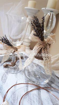 Σετ γάμου καραφα γαμου,ποτήρι γάμου vintage με φυσική λεβάντα by valentina-christina Καλέστε 2105157506 #greek#greekdesigners#handmadeingreece#greekproducts#γαμος #wedding #stefana#χειροποιητα_στεφανα_γαμου#weddingcrowns#handmade #weddingaccessories #madeingreece#handmadeingreece#greekdesigners#stefana#setgamou