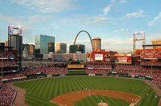 Busch Stadium - St Louis Cardinals