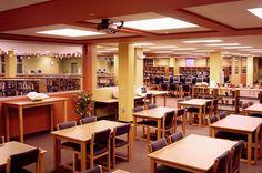 City High School Library
