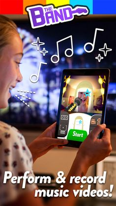 TeleStory Launchpad Toys 재미있는 놀이 화면 자동 인식