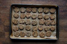 Lniane chlebki bez grama mąki