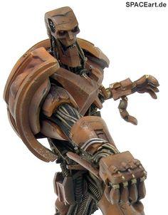 Judge Dredd: ABC War Robot Hammerstein, Modell-Bausatz ... http://spaceart.de/produkte/jd001.php