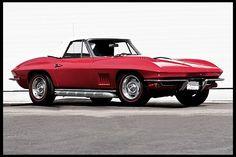 1967 Chevrolet Corvette Convertible 427/435 HP