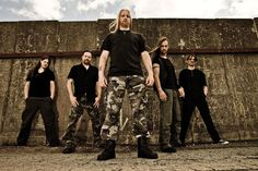 Nice one ! From the cover shooting Obscenity new CD Atrophied in Anguish. Sep '12