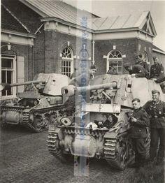 7.5 cm Pak 40/1 auf Lorraine Geschützwagen Schlepper (f) SdKfz 135; a.k.a. Panzerjaeger für 7.5cm Pak 40 (Sf) Lorraine Schlepper; a.k.a. PzJaeg LRS für 7.5cm Pak 40/1.