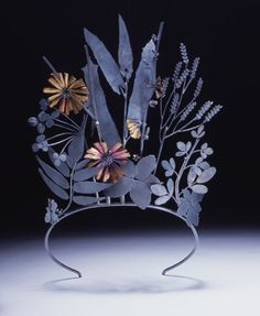 Jan Yager's Tiara of Invasive Species (tropic)