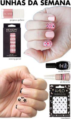 unhas-de-segunda-unhas-diferentes-e-nail-art-adesivos-marchesa-revlon-unhas-esmalte-gap-rosa-adesivo-npw-halo-moonbeam-inglesinha-oculos-esc...
