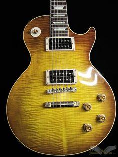 Gibson Custom Shop Duane Allman '59 Les Paul VOS ~ Double Dirty Lemon/Cherry Sunburst ~Only 150 Made