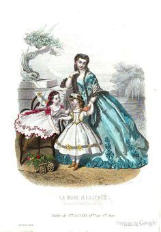 La Mode illustrée: journal de la famille1864- Google Books