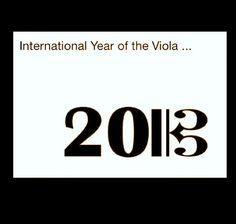 Lol. International Year of the Viola!
