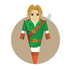 L is for Legend of Zelda