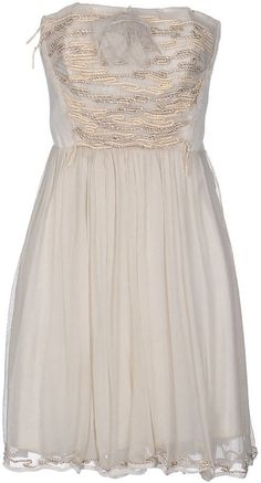 DRESSES - Short dresses Sonia Gonnelli Best Prices Cheap Price Clearance Release Dates smLazQ