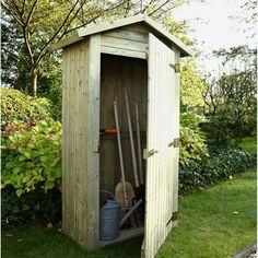 Armoire de jardin étanche en bois[4/5] | Aménagement extérieur ...