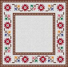 Simple Cross Stitch Borders - Bing Images