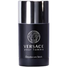 Versace AE VERSACE POUR HOMME DEO STICK 75ML 09 (€25) ❤ liked on Polyvore featuring men's fashion, men's grooming, men's deodorant and versace