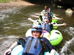 Belize has the largest cave system in Central America and offers many tubing adventures to take advantage of it!