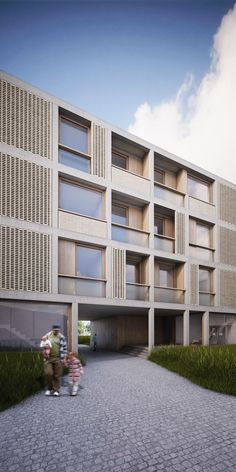Gallery of Sainsbury Laboratory / Stanton Williams - 9 Brick Architecture, Residential Architecture, Building Facade, Building Design, Interior Exterior, Exterior Design, Facade Design, House Design, Porte Cochere