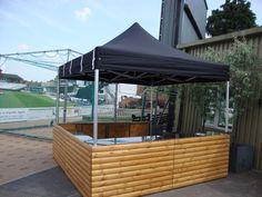 Big Kahuna Street Food Stall - XL Pop Up #BigKahunaHuts