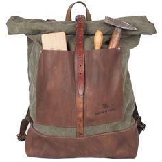handcrafted bag236 - Bags - Atelier de l'Armée