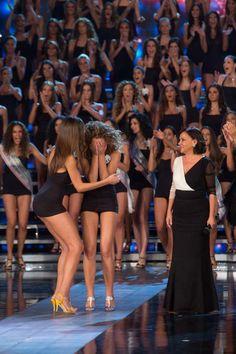 La vittoria di Miss Italia 2012 #giusybuscemi