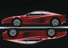 Iconic #Ferrari Testarossa