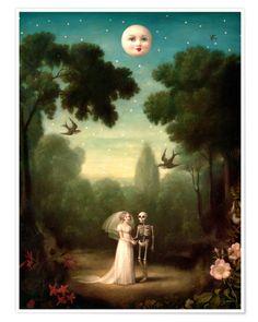 L'arte di Stephen Mackey Stephen Mackey, Arte Lowbrow, La Danse Macabre, Arte Peculiar, Mark Ryden, Arte Obscura, Moon Art, Surreal Art, Art Design